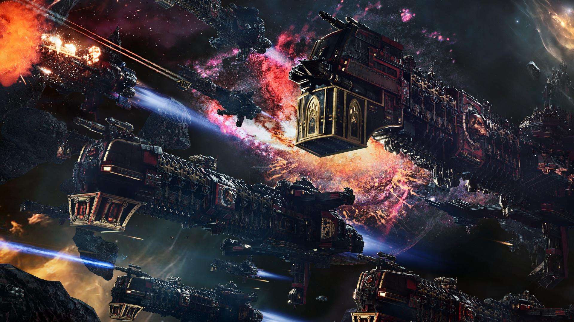 哥特舰队:阿玛达2插图