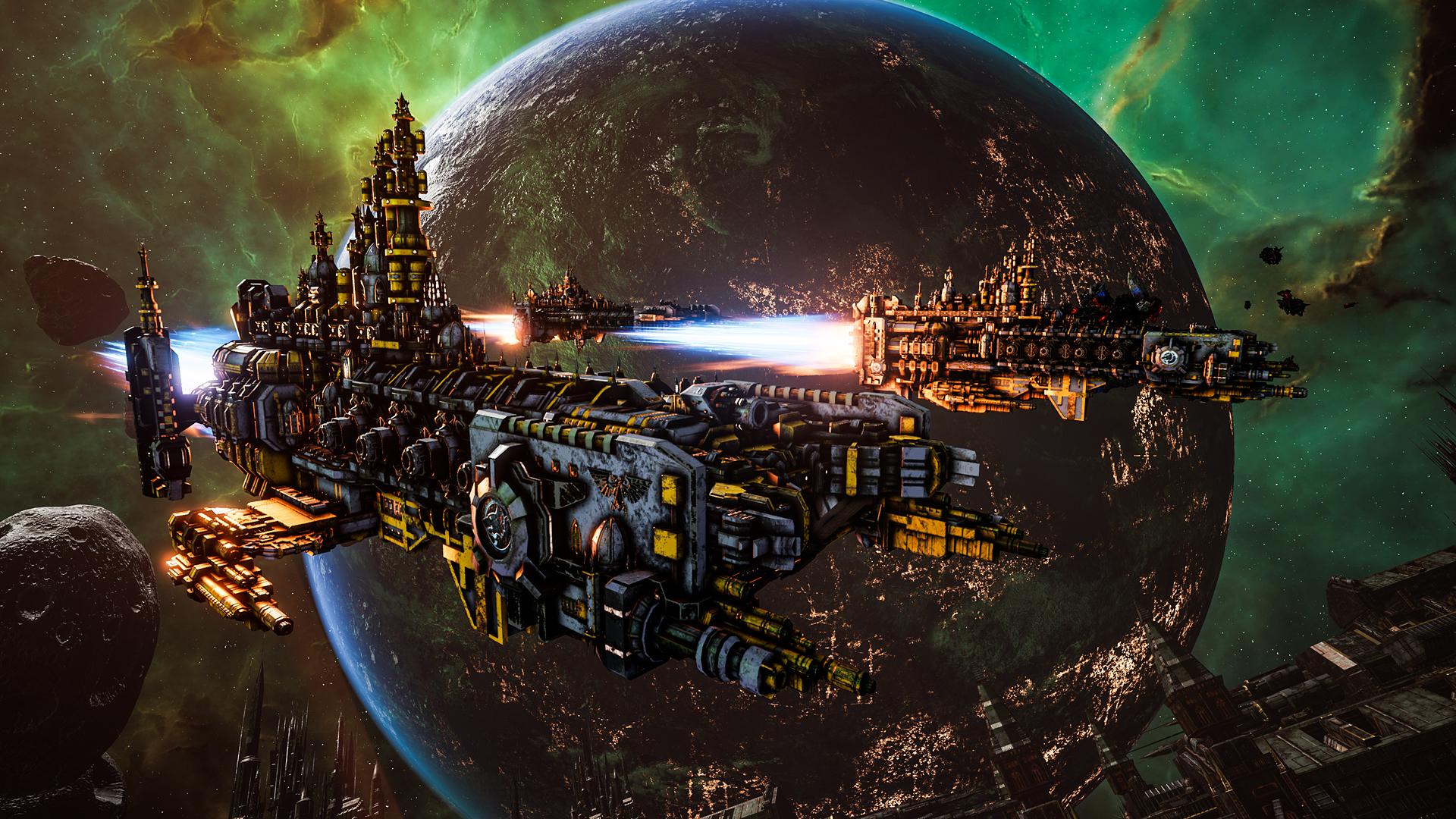 哥特舰队:阿玛达2插图6