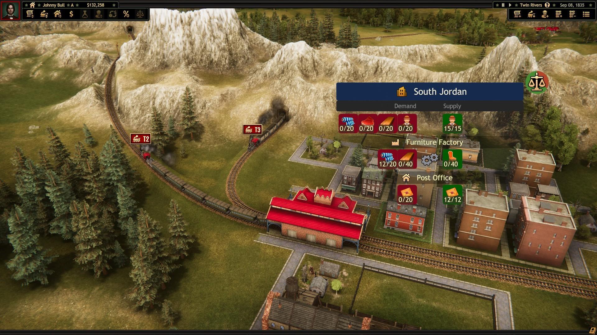 铁路公司插图1