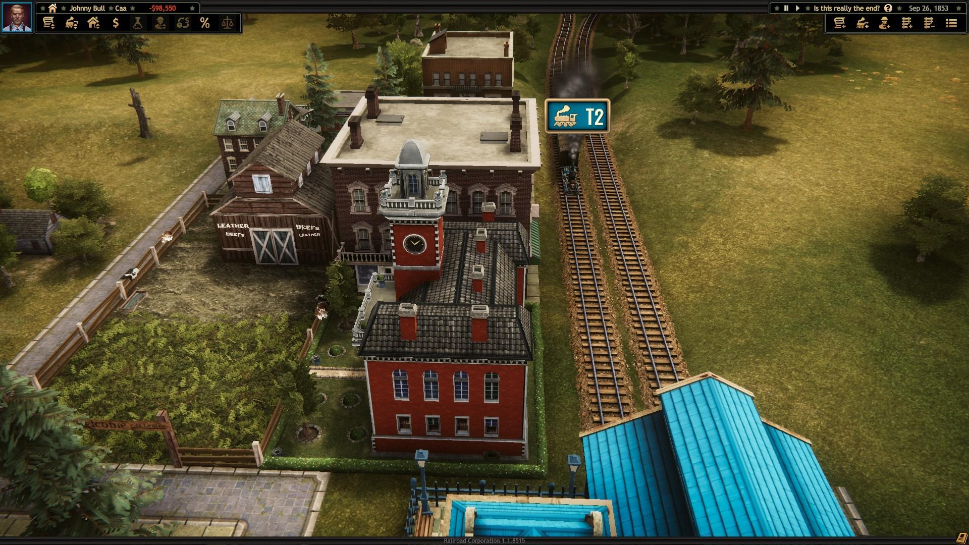 铁路公司插图2