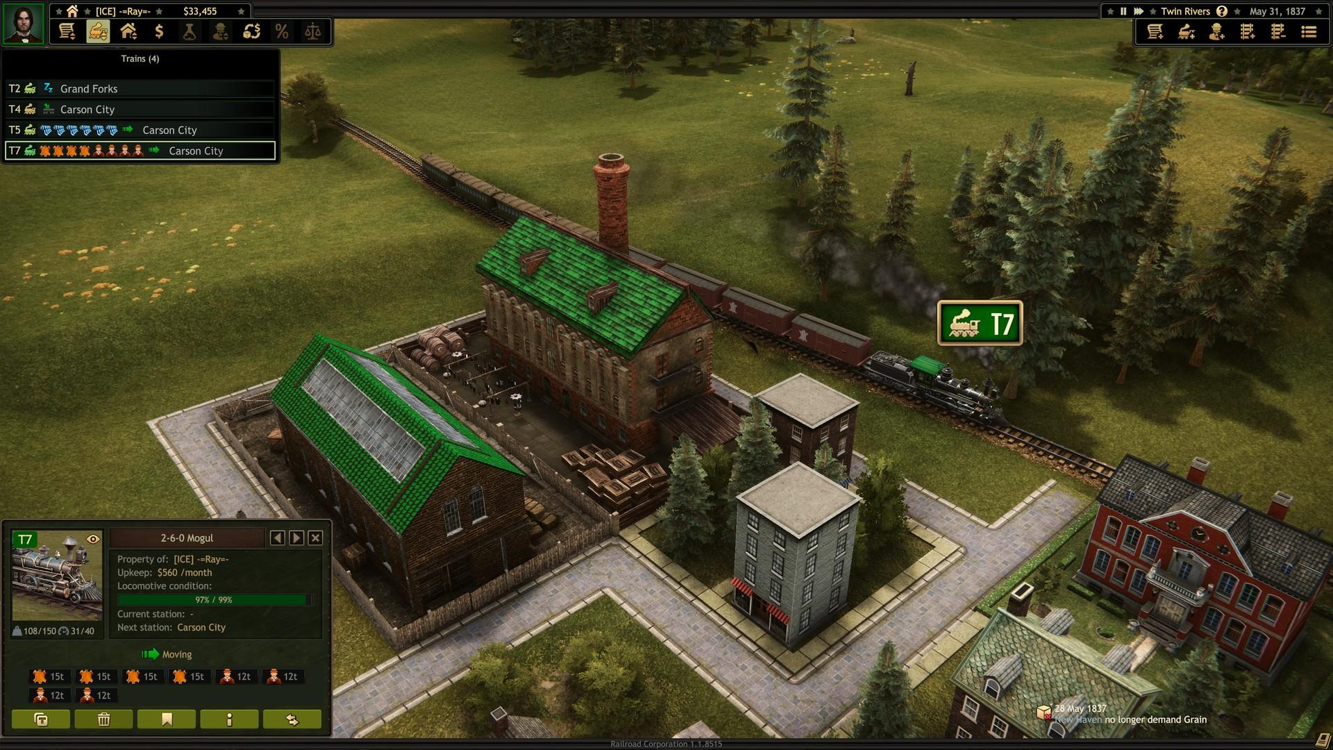 铁路公司插图3