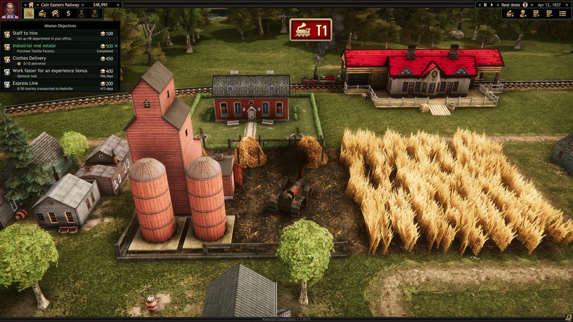 铁路公司插图7