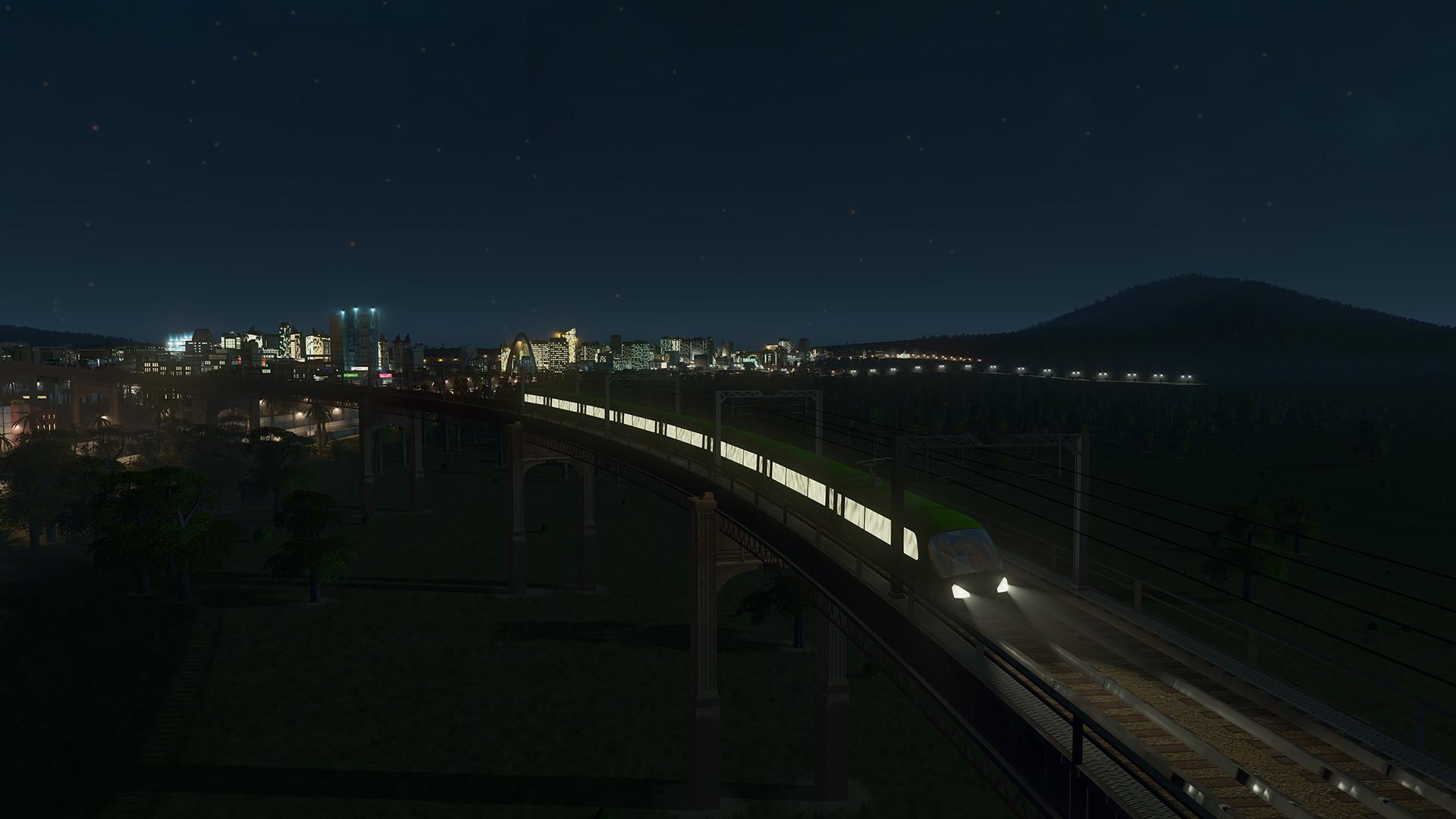 城市:天际线插图1