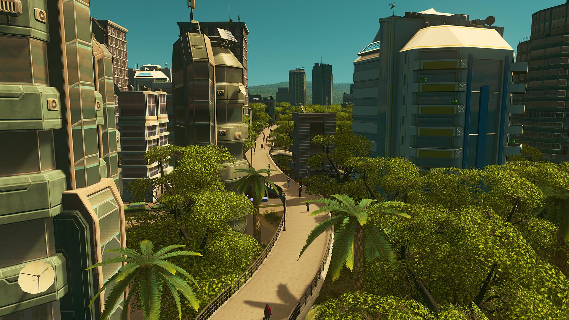 城市:天际线插图2