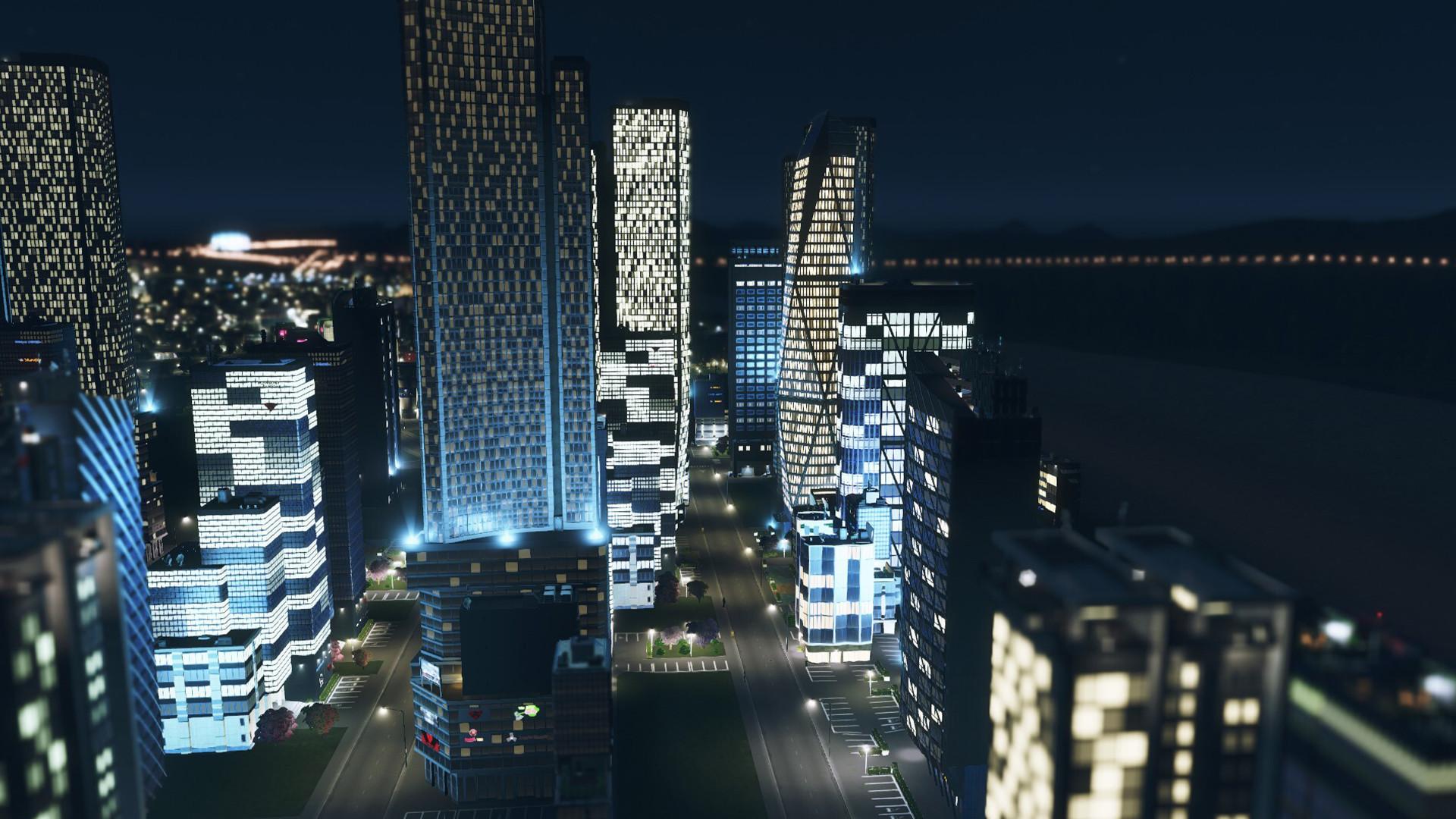 城市:天际线插图5
