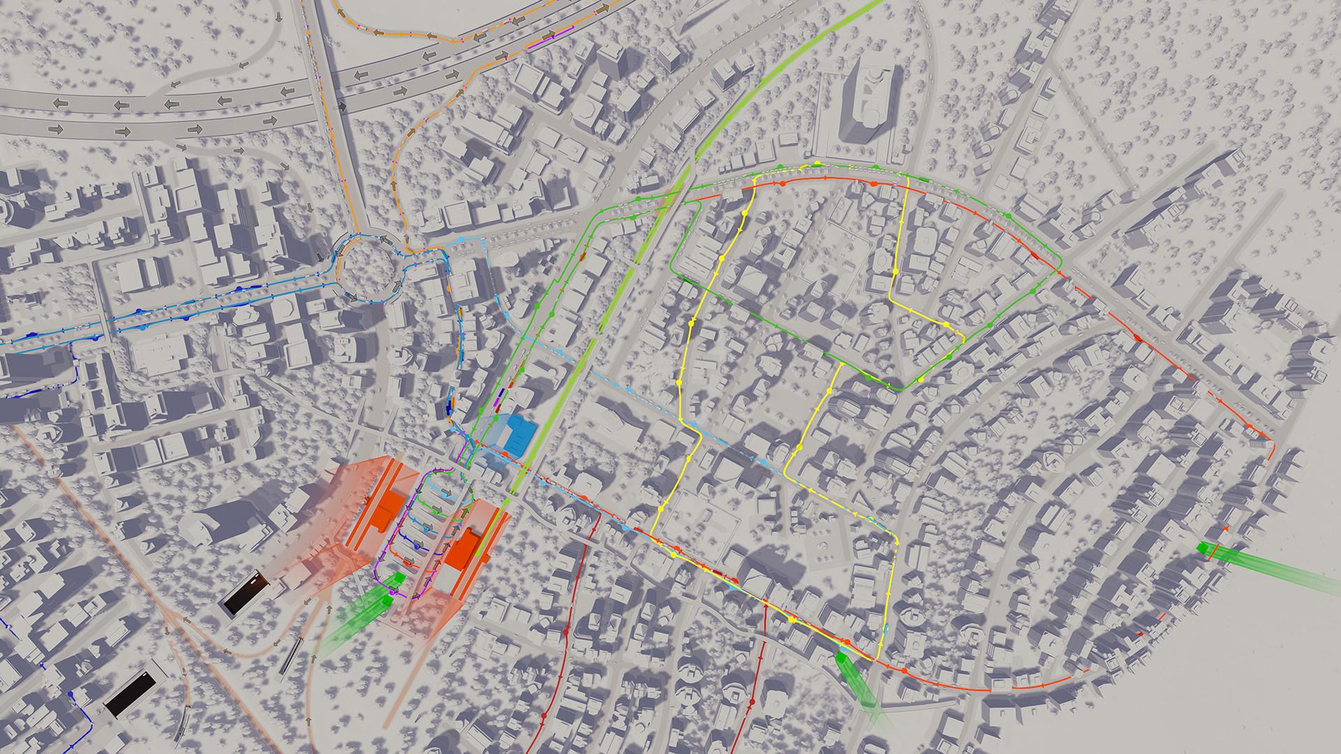 城市:天际线插图7