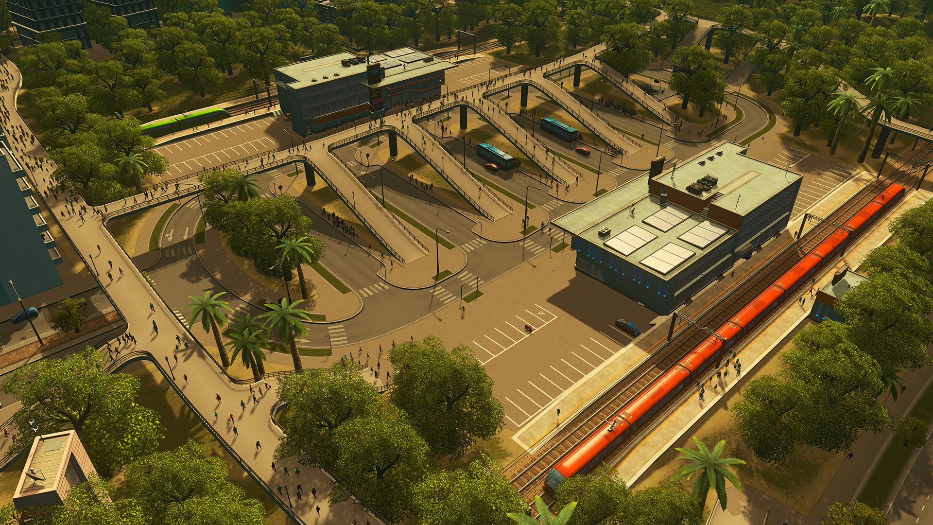 城市:天际线插图8