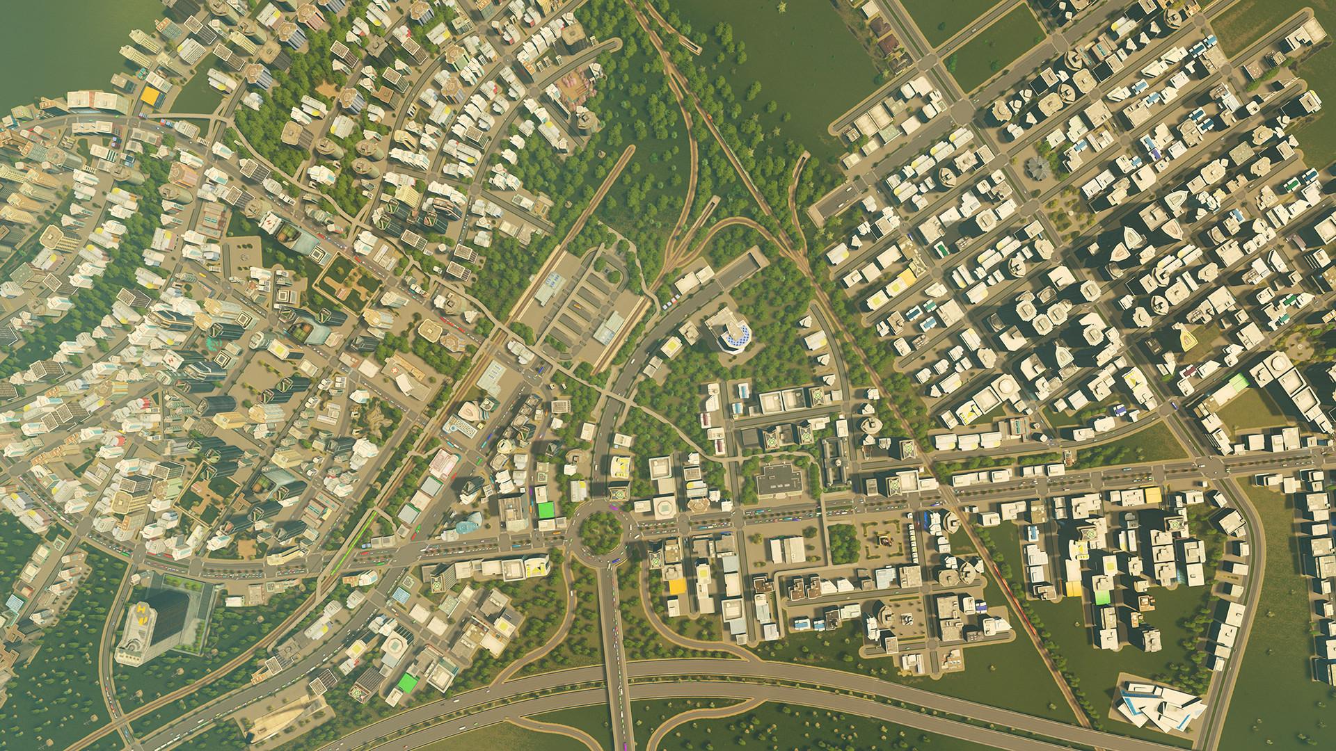 城市:天际线插图9